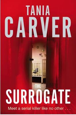 The Surrogate by Tania Carver image