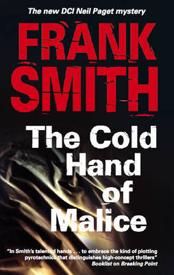 The Cold Hand of Malice by Frank Smith image