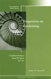 Perspectives on Fund Raising
