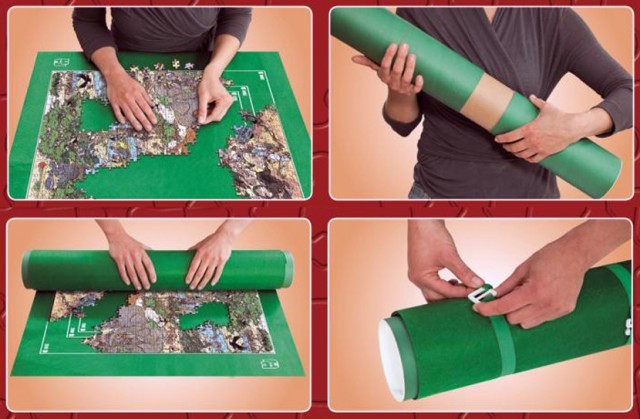 Puzzle Mates: Puzzle And Roll Storage Mat image
