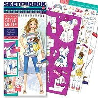 Style Me Up! - Sketchbook-to-Go (Nautical)