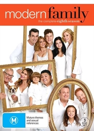 Modern Family - Season 8 on DVD image