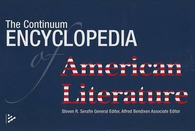 Continuum Encyclopedia of American Literature image