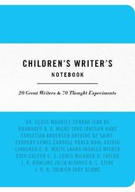 The Children's Writer's Notebook by Wes Magee image