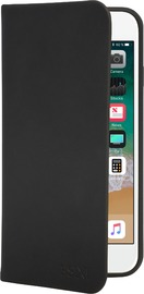 3SIXT Slim Folio - Black - iPhone 8/7/6S/6