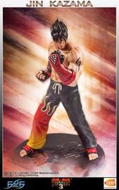 "Tekken: Jin Kazama (Tekken 3 Ver.) - 19"" Statue"
