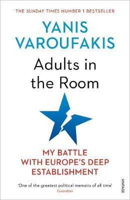 Adults In The Room by Yanis Varoufakis image