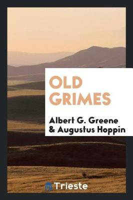 Old Grimes by Albert G. Greene image