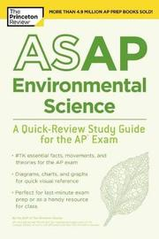 ASAP Environmental Science by Princeton Review image