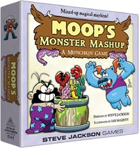 Moop's Monster Mashup - 2nd Edition image