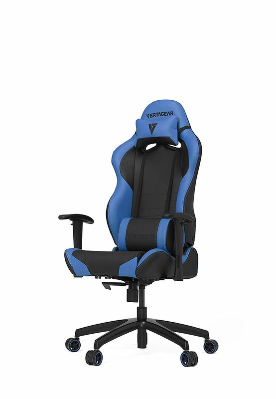 Vertagear Racing Series S-Line SL2000 Gaming Chair - Black/Blue for