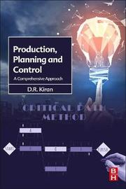 Production Planning and Control by D. R. Kiran