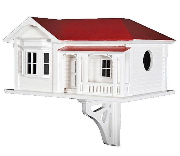 Easy Days: Large Villa - Birdhouse & Feeder