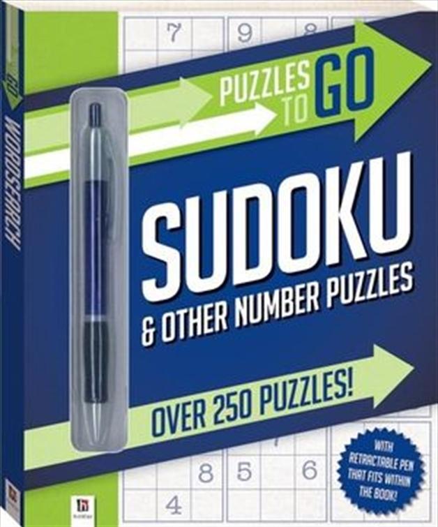 Puzzles to Go Series 1: Sudoku
