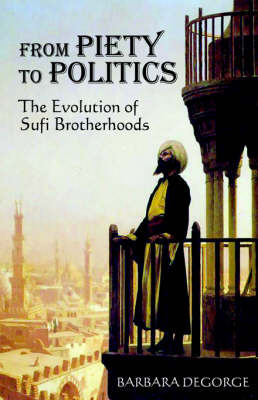 From Piety to Politics by Barbara DeGorge image