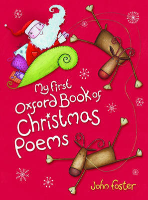 My First Oxford Book of Christmas Poems by John Foster image