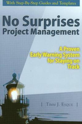 No Surprises Project Management by Timm Esque image