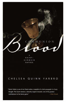 Communion Blood by Chelsea Quinn Yarbro image