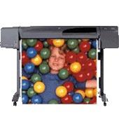 """Hewlett-Packard HP Designjet 800PS printer 42""""       ***** Bulk Freight *****"""