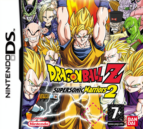 Dragon Ball Z: Supersonic Warriors 2 for DS image
