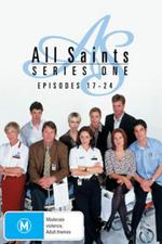 All Saints - Series 1: Episodes 17-24 (2 Disc Set) on DVD