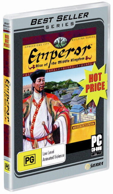 Emperor: Rise of the Middle Kingdom for PC Games