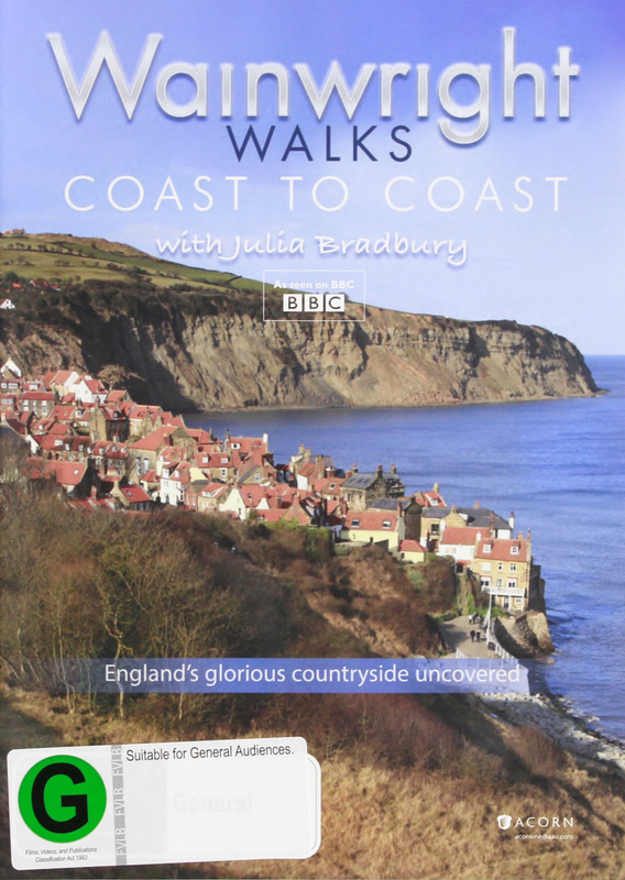 BBC Wainwright Walks Coast To Coast on DVD