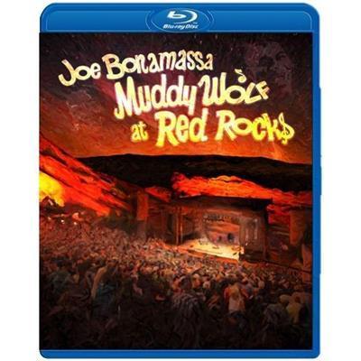 Joe Bonamassa – Muddy Wolf At Red Rocks on Blu-ray