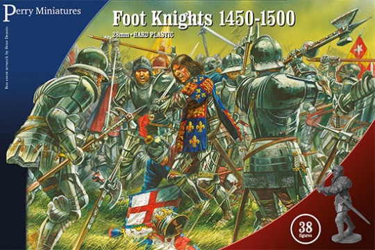 War of the Roses: Foot Knights 1450-1500