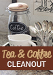 Tea & Coffee Cleanout - Up to 60% OFF!