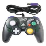 Tru Blu GameCube Controller (Black) for GameCube