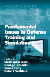 Fundamental Issues in Defense Training and Simulation by George Galanis