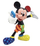 Romero Britto: Selfie Mickey - Large Figure