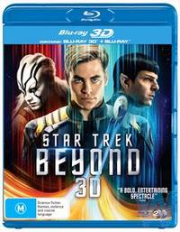 Star Trek Beyond 3D on Blu-ray, 3D Blu-ray