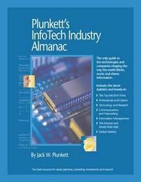 Plunkett's InfoTech Industry Almanac 2010 by Jack W Plunkett image