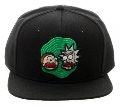 ... Rick and Morty - Snapback Cap image ... bd55387d80d5