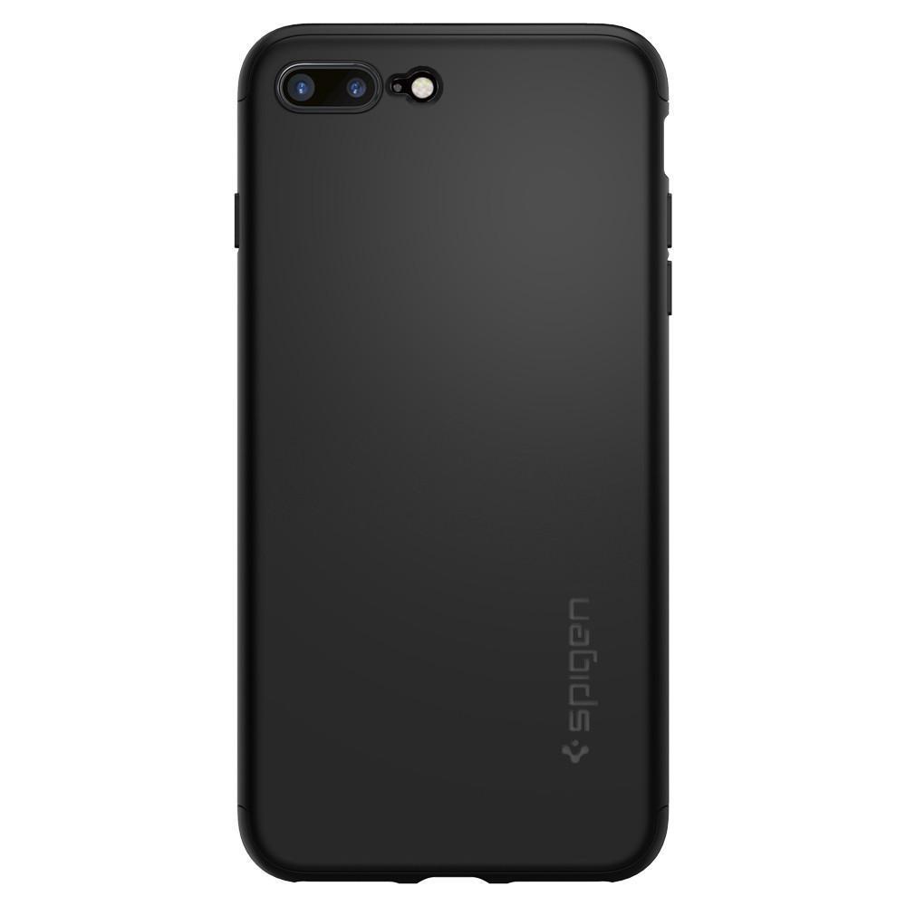 Spigen: iPhone 7 Plus - ThinFit 360 Case (Black) image