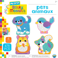 The Orb Factory: My First Sticky Mosaics - Pets