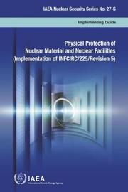 Physical Protection of Nuclear Material and Nuclear Facilities by Iaea image