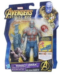 "Avengers Infinity War: Drax - 6"" Action Figure"