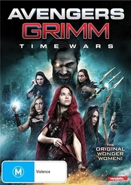 Avengers Grimm: Time Wars on DVD