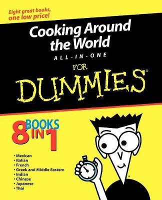 Cooking Around The World All In One For Dummies Mary Sue Milliken