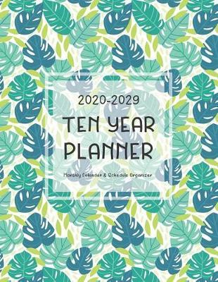Ten Year Planner 2020-2029 by Michelia Creations