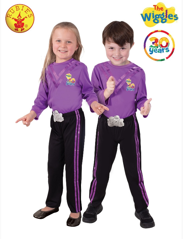 Rubies: Lachy Wiggle Costume - Toddler