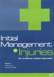 Initial Management of Injuries: An Evidence Based Approach image