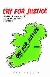 Cry for Justice by John Scully image