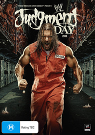 WWE - Judgment Day 2008 on DVD image