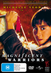 Magnificent Warriors - Special Collector's Edition on DVD