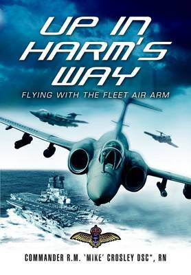 Up in Harm's Way by R. Mike Crosley image