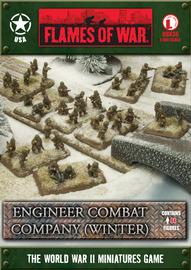 Flames of War - Engineer Combat Company (Winter)